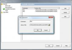 Configure Loadable Extension